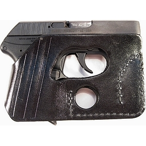 CCW Wallet Holster LCP - Side - Black