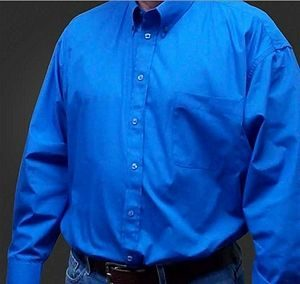 Deep Conceal Concealment Shirt - Blue