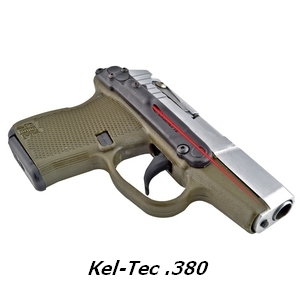 LaserLyte Ruger LCP and Kel-Tec  32 &  380 Laser