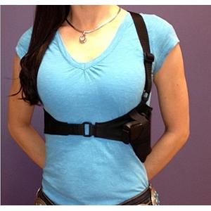 Ladies Only: Shoulder Holster Security - Gun Reviews | Gun ...