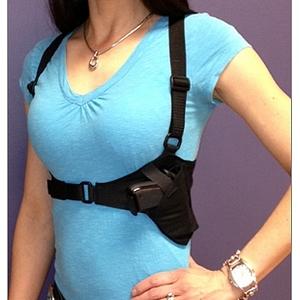Women's Concealment Shoulder Holster