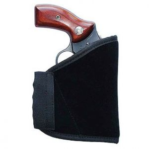 Pocket Holster for Revolver & Ammo