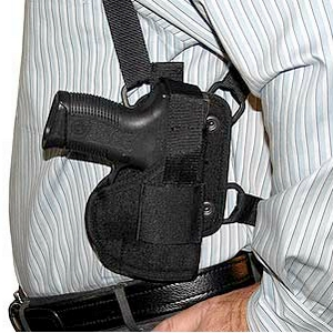 Shoulder-holster