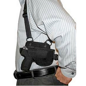 Horizontal Carry Shoulder Holster