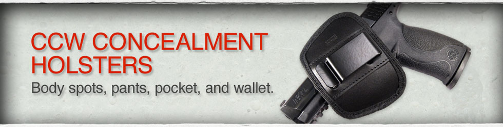 CCW Concealment Holsters