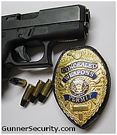 gun and ccw permit